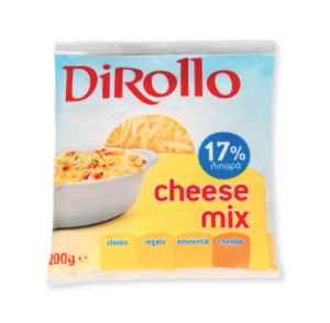 Dirollo cheese mix